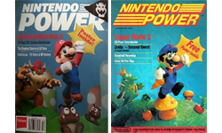 Nintendo Power's final cover