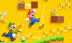 More Coin Rush packs for New Super Mario Bros. 2