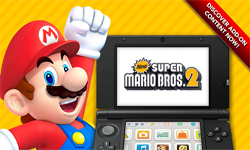 Free DLC for New Super Mario Bros. 2