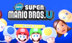 Nintendo - Why Miis are in NSMB U