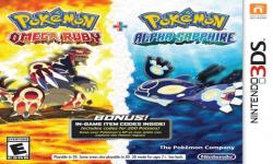 Pokemon: Omega Ruby/Alpha Sapphire Dual Pack Confirmed