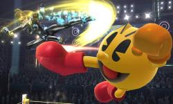 Pac-Man for Super Smash Bros!