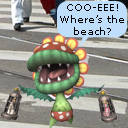 Petey Piranha bossing