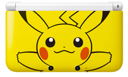 Pikachu 3DS XL coming to the US