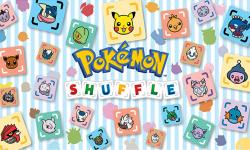 Free to Play Pokemon Shuffle now available on 3DS eShop