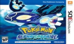 Nintendo announces Pokemon Alpha Sapphire and Omega Ruby