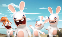 Rabbids get a movie deal