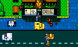 Retro City Rampage official WiiWare trailer