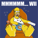 The Simpsons on Wii and DS