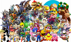 The New Super Smash Roster