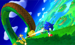 Sonic Lost World new info