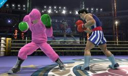 Little Mac has a sweet new Super Smash Bros costume