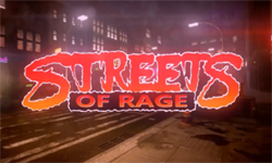Streets of Rage project that never was