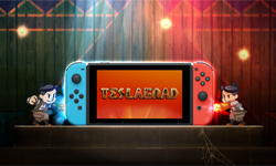 Teslagrad getting a physical release