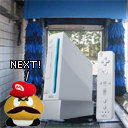 Nintendo washing Wiis