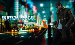 Watch Dogs box art and preview