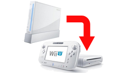 How to transfer from Wii to Wii U