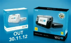 Rewards for Wii U Deluxe owners