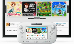 Web browser features on the Wii U