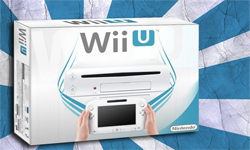 Wii U launch day games