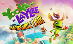New Yooka-Laylee game announced