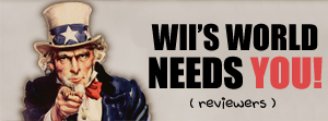 Wii's World reviewers.