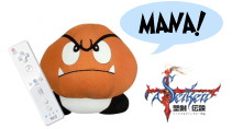 Goomba and Mana
