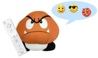 Goomba and messages