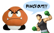 Punch Out!! Wii game