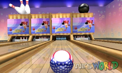 Bowling Bonanza 3D screenshot