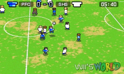 Nintendo Pocket Football Club screenshot