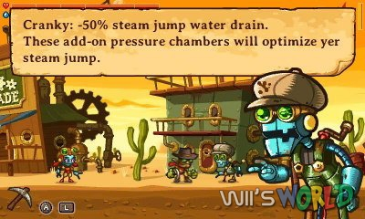 SteamWorld Dig screenshot