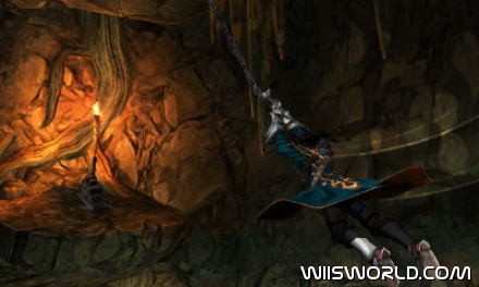 Castlevania: Lords of Shadow, Mirror of Fate screenshot