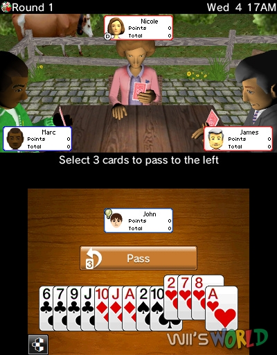 3ds classic games overload: card & puzzle edition.