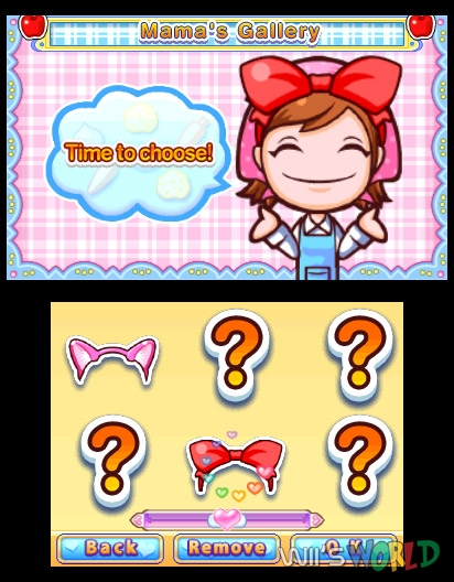 cooking mama 4 kitchen magic on 3ds