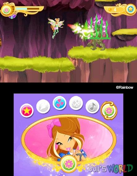 Winx Club: Saving Alfea on 3DS