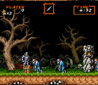 Super Ghouls N Ghosts screenshot