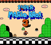 Super Mario Bros 3 screenshot