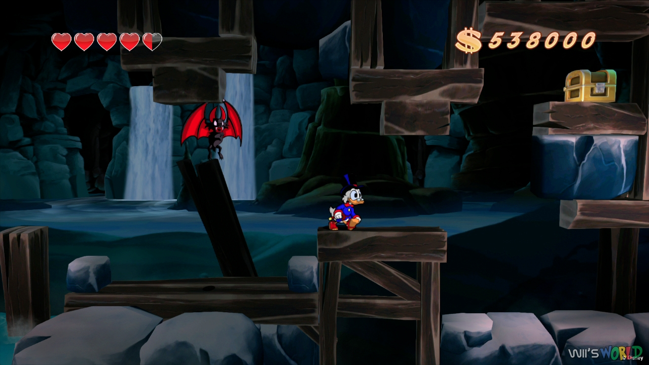 DuckTales: Remastered screenshot