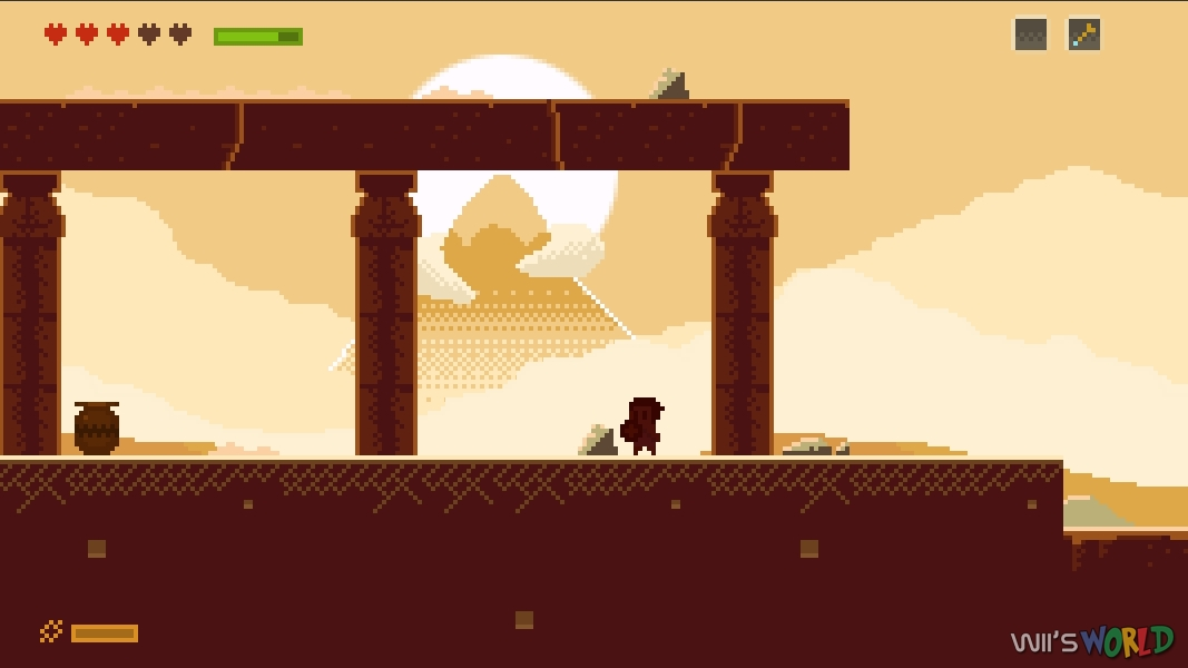 Elliot Quest screenshot
