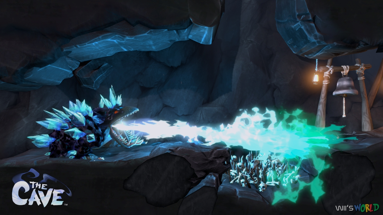 The Cave screenshot