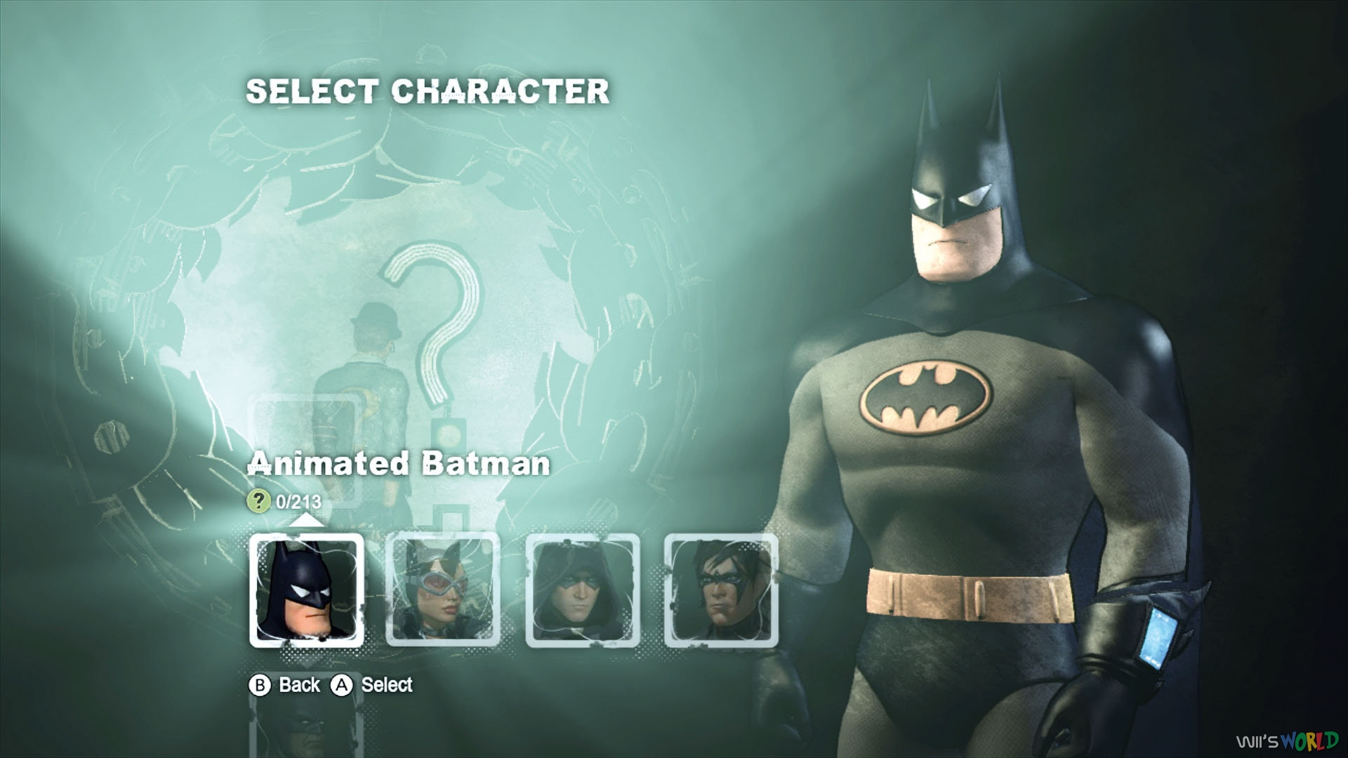 What costume from the arkham games do you like the best batmanarkham arkham citys batman the animated series skin voltagebd Images