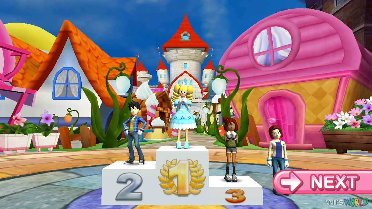 family party 30 great games obstacle arcade on wii u
