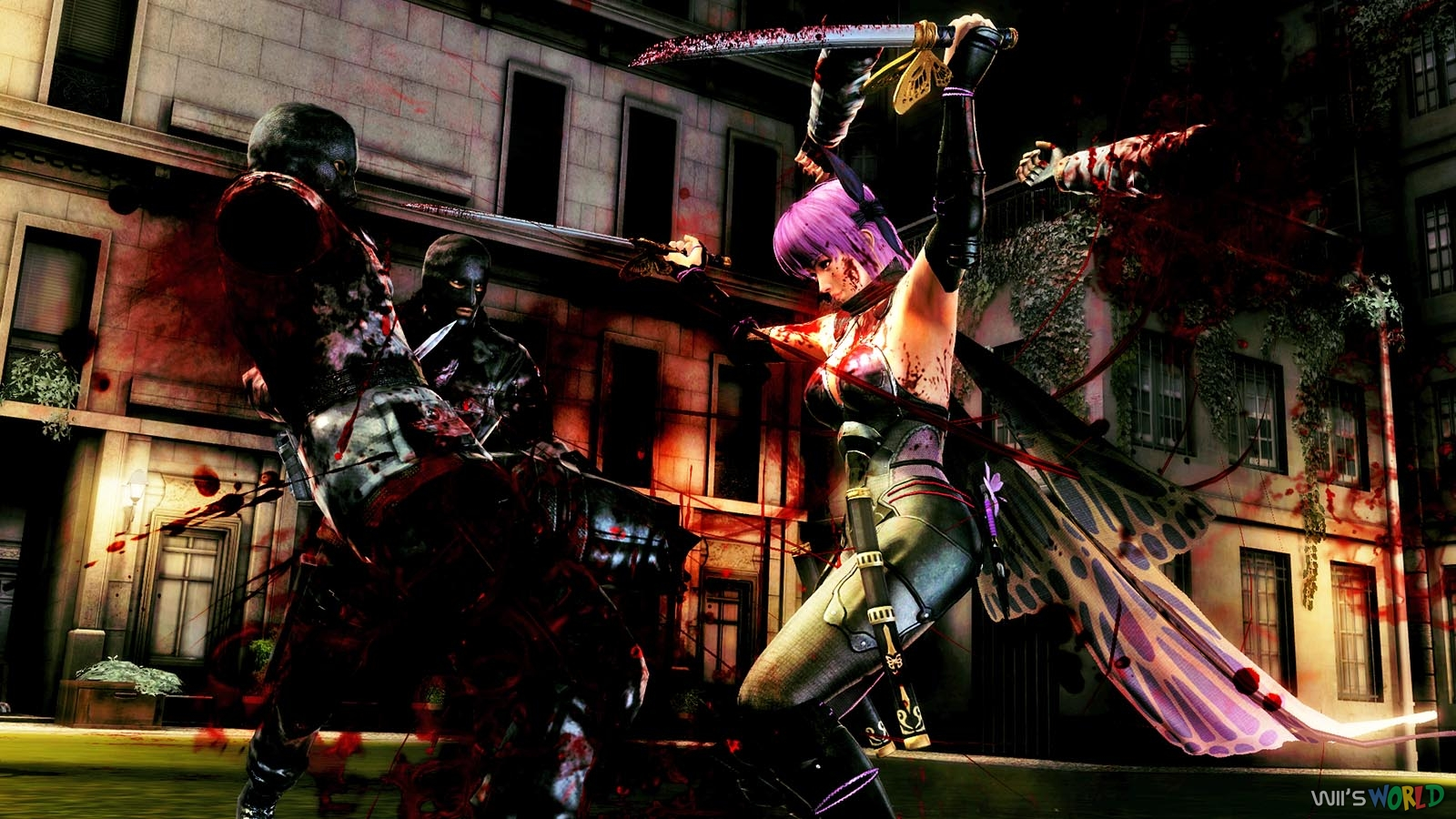 Ninja Gaiden 3: Razor's Edge screenshot