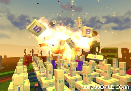 Boom Blox: Bash Party screenshot