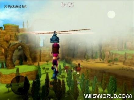Cyberbike on Wii