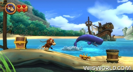 Donkey Kong Country Returns screenshot