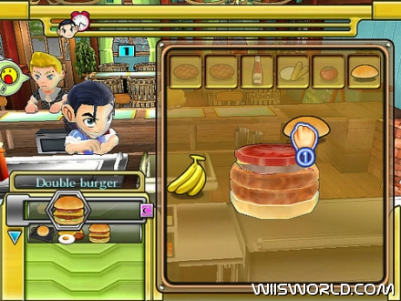 Fast Food Panic Wii Review