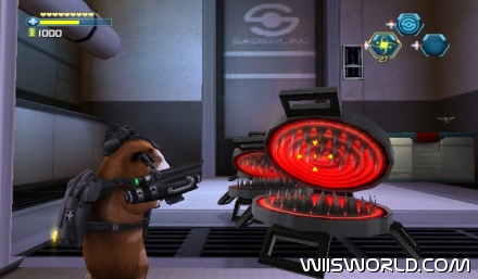 G Force On Wii