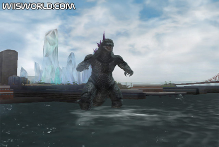 Godzilla: Unleashed screenshot